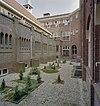tuin kloosterkapel, binnentuin - nijmegen - 20337586 - rce
