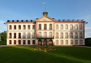 Tullgarn Palace was rebuilt in renaissance style, probably around 1600