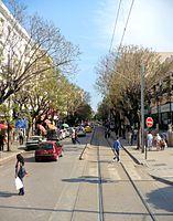 Tunis, Tunezja, ulica Rue de Hollande - panoramio.jpg