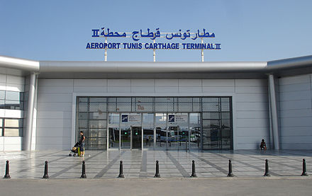 (Terminal 2) Tunis-Carthage International Airport (Terminal 2).jpg