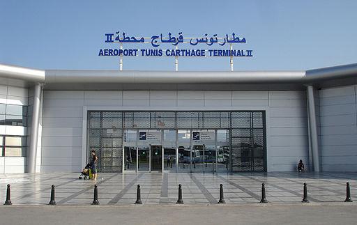 Tunis-Carthage International Airport (Terminal 2)