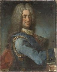 Portrait of Ture Gabriel Bielke, 1684-1763