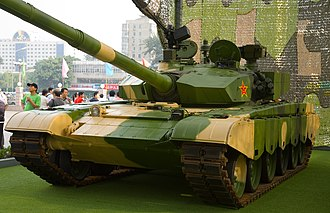 Norinco - The Type 99 main battle tank