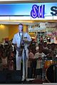 U.S. Navy Chief Musician Mark Stout, assigned to the U.S. 7th Fleet Band contemporary music ensemble Orient Express plays the saxophone during a concert inside SM City Iloilo at Iloilo, Philippines, March 4 120304-N-SM668-021.jpg
