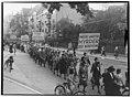 UI 198Fo30141702140051 Nasjonal Samling. Protestmøte på Universitetsplassen 1941-09-16 (NTBs krigsarkiv, Riksarkivet, foto.digitalarkivet.no).jpg
