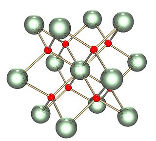 Uranium dioxide chemical compound