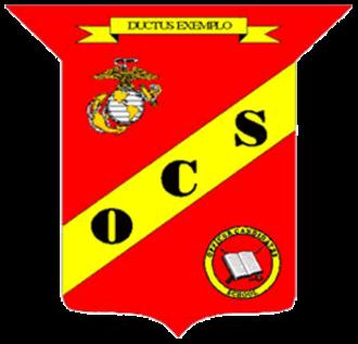 Officer Candidates School (United States Marine Corps) - Image: USMC OCS logo