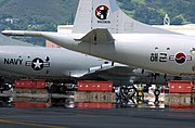 USN and ROK P-3 Orions