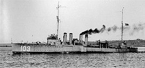 USS Schley (DD-103) - USS Schley (DD-103)