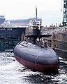 USS Barbel (SS-580) dock.jpg