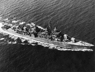 USS <i>Hunt</i> (DD-674)