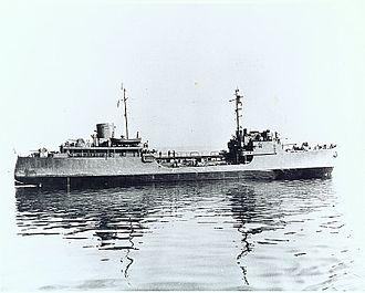 T1 tanker - Image: USS Patapsco (AOG 1)