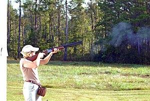 Skeet shooting - Skeet shooting, Fort Stewart's Skeet Range