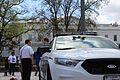 US Secret Service Uniformed Division Ford Taurus-Police Interceptor at White House (17011433467).jpg