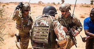 Operation Juniper Shield - Niger