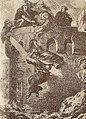 Ucieczka Władysława Łokietka z Krakowa by A Lesser 1884.jpg