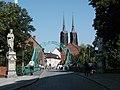 Udsigt til domkirkeoeen i Wroclaw.jpg