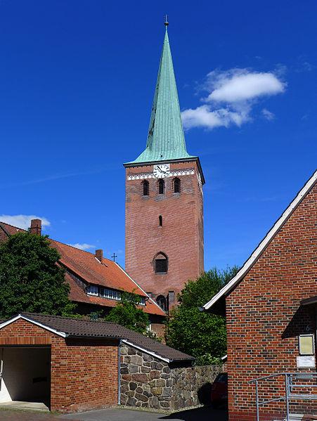 File:Uelzen - St. Marien-Kirche, Turm.jpg - Wikipedia