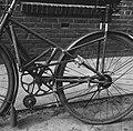 Uitvinder die een opvouwbare fiets bouwde, Bestanddeelnr 900-6253.jpg