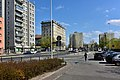 Ulica Chełmska przy Polkowskiej w Warszawie 2019.jpg