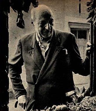Umberto Saba - Umberto Saba, 1951
