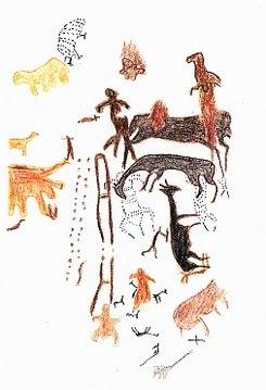 El arte prehistorico y sus etapas