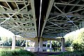 Underside of M-14 Bridge Over the Huron River, Ann Arbor Michigan.JPG