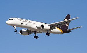 United Parcel Service 757-200PF