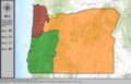 United States Congressional Districts in Oregon, 1973 – 1982.tif