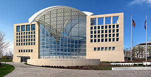 Peacebuilding - United States Institute of Peace Headquarters in Washington D.C.