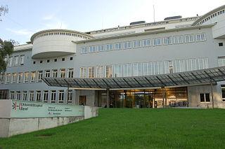 University Hospital of Basel Hospital in Basel, Switzerland