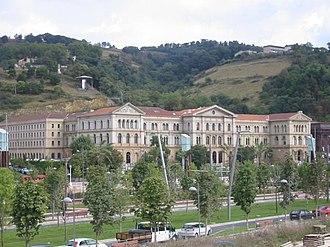 Deusto - Image: University bilbao 11