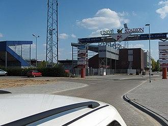 De Oude Meerdijk - Image: Univestadion 6