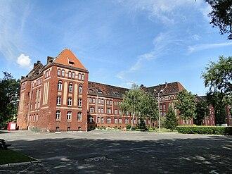 University of Szczecin - Image: Uniwersytet Szczecinski Wydzial Filologiczny