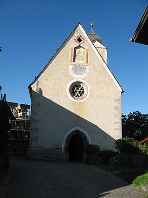 Lajen - Church of Our Lady