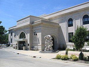 Urbana, Illinois - Urbana Free Library
