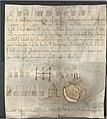 Urkunde - Köln 1045 - Kaiser Heinrich III - Schaffhausen.jpg
