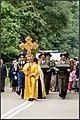 Uroczystości pogrzebowe na cmentarzu wojskowym w Hajnówce. - panoramio (2).jpg