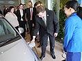 V.Dombrovskis Japānā tiekas ar uzņēmuma Panasonic vadību (8637304316).jpg