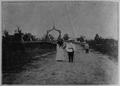 V.M. Doroshevich-Sakhalin. Part I. Settlers Way of Life. Bridge on Tvem River in Rykovskoye.png