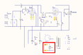 VE301W Schaltplan Schematics entbrummer.png