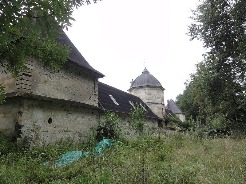 Abbaye de Bohéries, pigeonnier MH