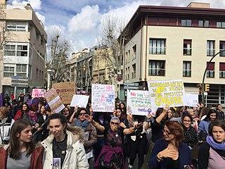 feminist strike of 8 March 2018