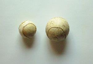 Basque pelota ball - Image: Valenciana i basca