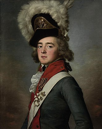 Valerian Zubov - Count Valerian Zubov of Derbent