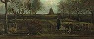 Lentetuin bởi Vincent van Gogh