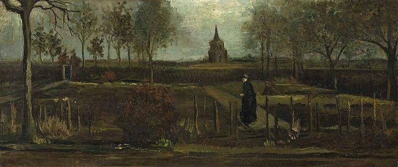Представители криминальных кругов Нидерландов опубликовали фотографии украденной картины Ван Гога
