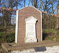 Van den Berg monument.JPG