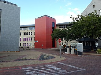 Varsity College - Image: Varsity College Cape Town Campus 2