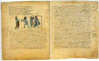 Codex Vaticanus Latinus 3868
